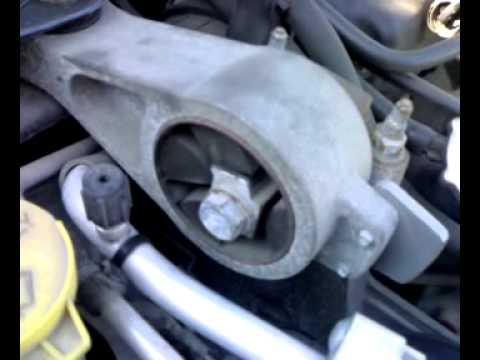 Soporte Superior Motor Dodge Neon 2001 Youtube
