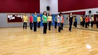 Blurred Lines (Rachael & Arjay) Line Dance (Dance