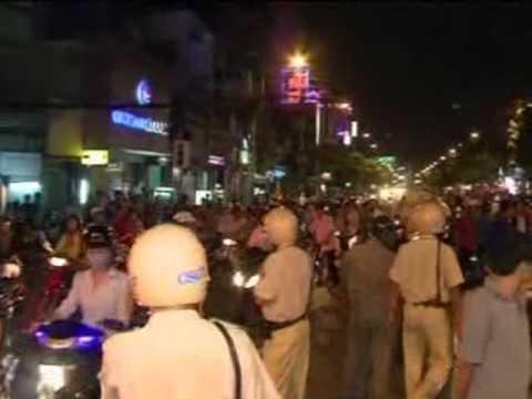 Tai nạn giao thông nghiêm trọng tại Thành phố Hồ Chí Minh