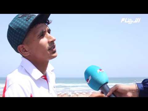 تعليق غريب من مواطن عن البيكيني بالشواطئ المغربية