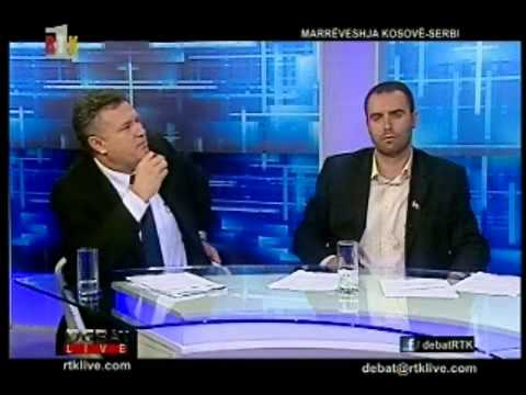 19.04.2013 Debat - MARREVESHJA KOSOVE-SERBI