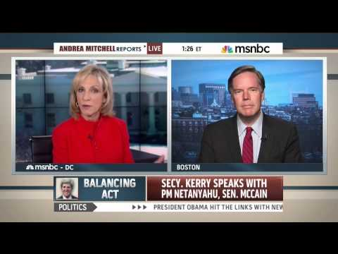 Fmr Dem Rep attacks McCain and Graham for undermining Kerry in Israel