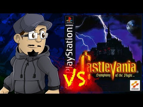 Johnny vs. Castlevania: Symphony of the Night
