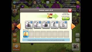 Clash Of Clans GAGNER 7 CARTES ITUNES DE 10EUROS