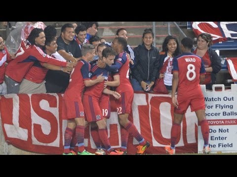 Chicago Fire 2-1 Pittsburgh Riverhounds