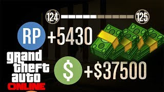 GTA 5 Online DOUBLE MONEY AND RP ON ALL MISSIONS ! GTA 5