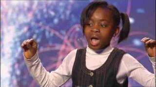 Natalie Okri (HQ) Britain's Got Talent 2009
