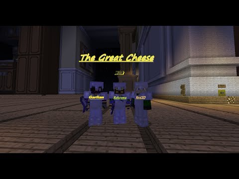 The Great Cheese Episode 12 with Garlian