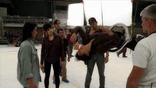 The Twilight Saga: Breaking Dawn Part 2 Stunt Work