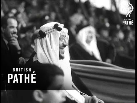 King Saud At The Circus (1957)