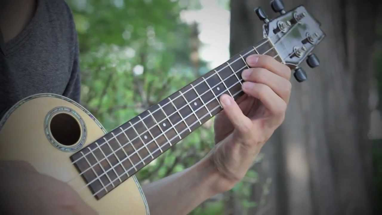 River Flows in You (Yiruma) - Ukulele Cover (with TAB) by Square - YouTube