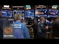 Wall St tumbles as turmoil in Washington spooks investors
