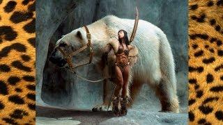 Muscle Amazon Warrior