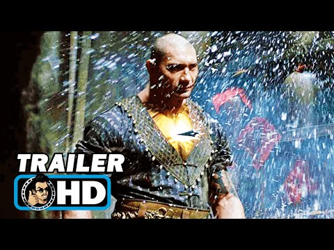 The Man With The Iron Fists - Official Trailer (HD) - YouTube