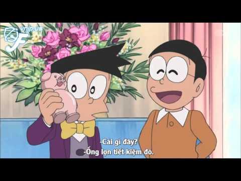 Doraemon Vietsub - [201] Ngày Sinh Nhật Rỗng Túi Của Suneo