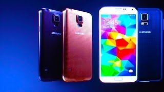 Samsung Galaxy S5 - FULL 2014 EVENT - Specs Camera Price Release Date REVEALED