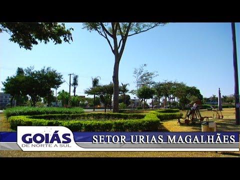 Goiânia - ST. URIAS MAGALHÃES