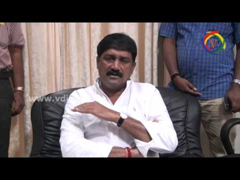 Ganta Srinivasarao, Education Minister Review Meeting