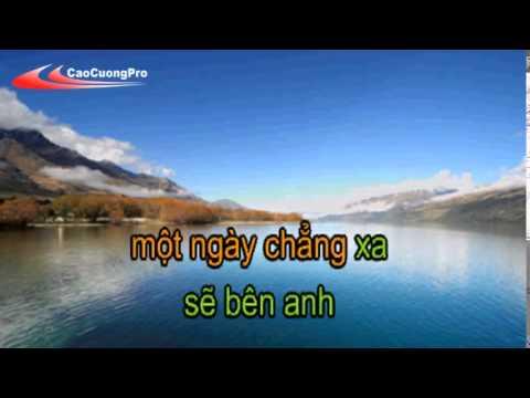 Chiếc Hài Lọ Lem Karaoke - Lương Bích Hữu - CaoCuongPro.mp4