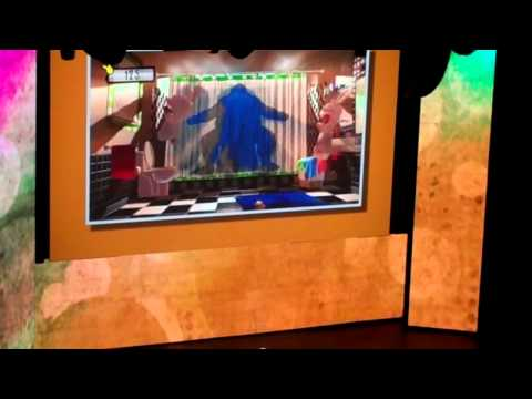 CGR E3 2011 Adventure Pt16: Raving Rabbids Alive &amp; Kicking + Track Mania 2