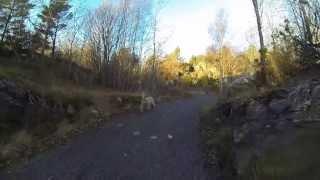 GoPro3- tur med Doc & Sivert Høyem 04 12 2013