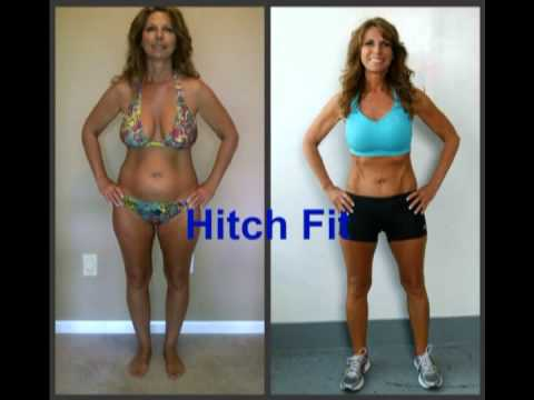 Hitch Fit Online Personal Training Client Gets in AMAZING Fitness Model Shape at Age 50!!