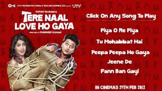 Tere Naal Love Ho Gaya - All Audio Songs