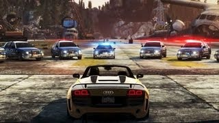 Need For Speed Most Wanted : Get Wanted Trailer