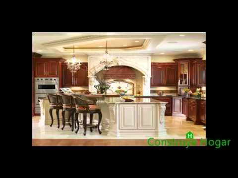 Tipos y diseños de pisos para cocina