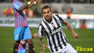 Catania-Juventus 0-1 Zuliani 29°giornata 23-3-14