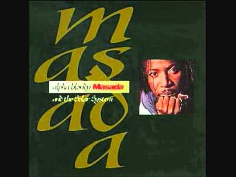 Alpha Blondy 01 - Masada