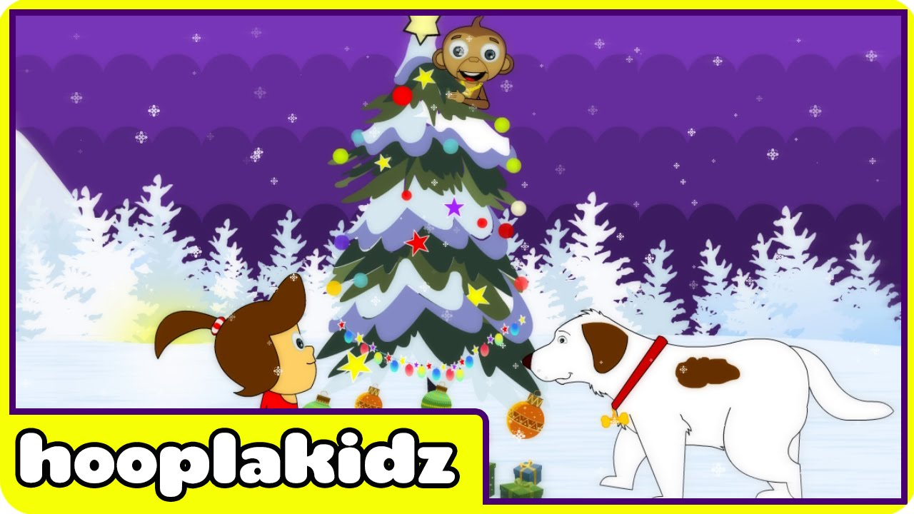 O Christmas Tree | Christmas Carols | Christmas Carols Songs For Children by Hooplakidz - YouTube