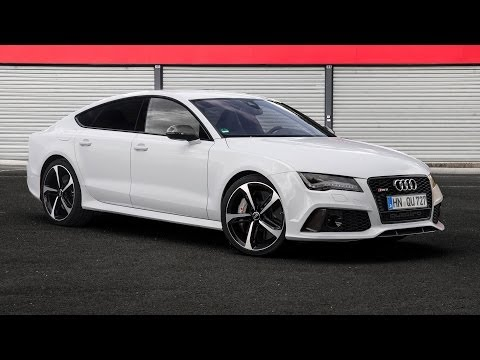 2014 Audi RS7 Sportback Review Outside & Inside