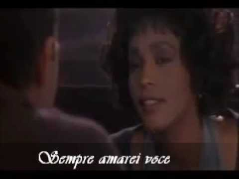 Whitney Houston - I Will Always Love You - Tradução -The Bodyguard Video Clip
