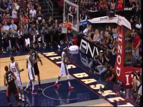 April 16, 2012 - Sunsports (1of2)- Game 60 Miami Heat @ New Jersey Nets - Win (43-17)