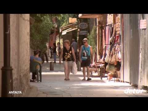 Antalya Turkey Travel Guide Video | Holiday in Antalya | Detur