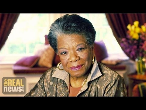 'Still I Rise' Death of a Poet Maya Angelou