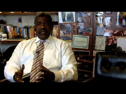 The Rev. Gregory Christopher--Organizing and focusing your thoughts