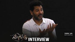 Prabhu Deva Hilarious Interview about Abhinetri