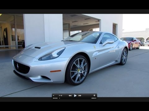 2010 Ferrari California Start Up, Exhaust, and In Depth Tour