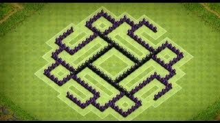 Clash Of Clans Awesome Town Hall 7 Farming Base