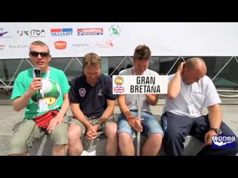 Mondiale Vigo 2012 Great Britain Team (english)