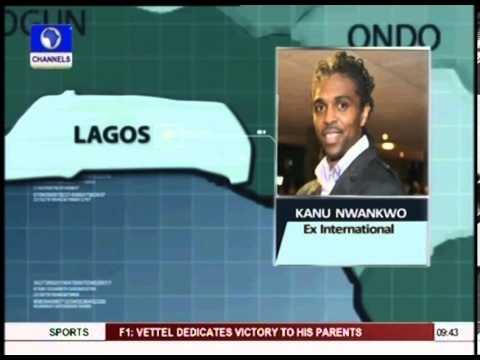 I'm proud of the U-17 squad in U.A.E.-- Kanu Nwankwo