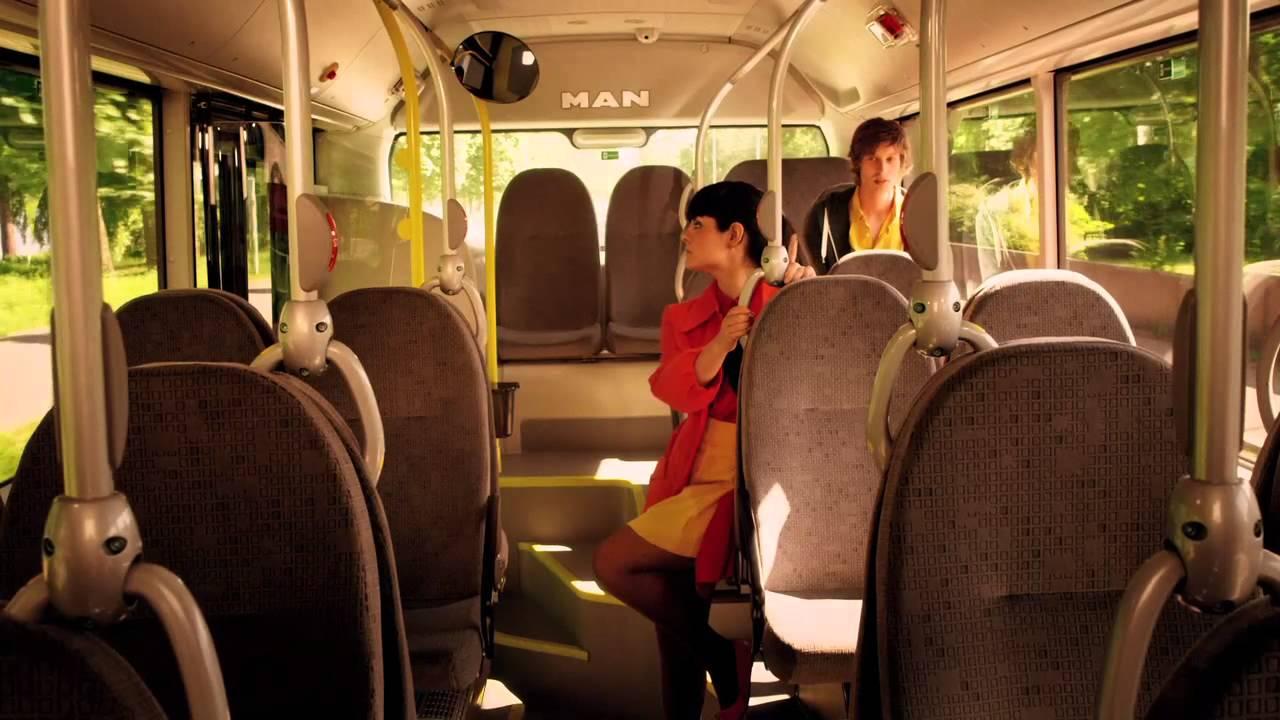 Epic Väskor Stockholm : Epic funny bus commercial from sweden