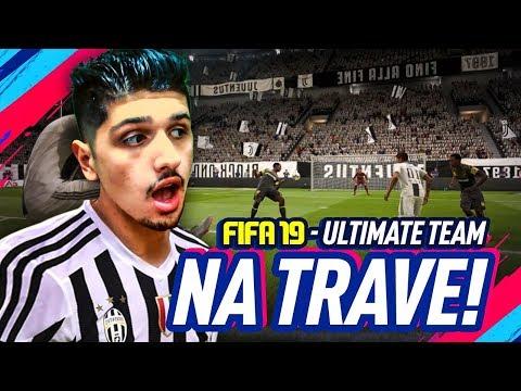 FIFA 19 ULTIMATE TEAM - IMPRESSIONANTE O NIVEL DE MALDADE DESSA TRAVE  !! Ep 13