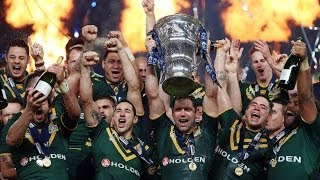 Rugby League World Cup 2013 Final Highlights