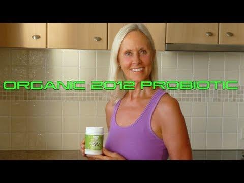 Nuferm Organic 2012 Probiotic - Vegie Soup