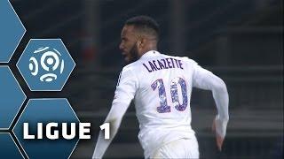 Alexandre Lacazette's BRILLIANT goal (39') - Olympique Lyonnais - AS Saint-Etienne (1-2) - 30/03/14