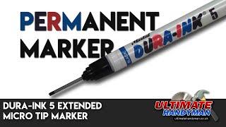 DURA-INK 5 fine Tip marker