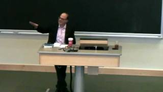 Charles Fishman December 14, 2011 (complete lecture)